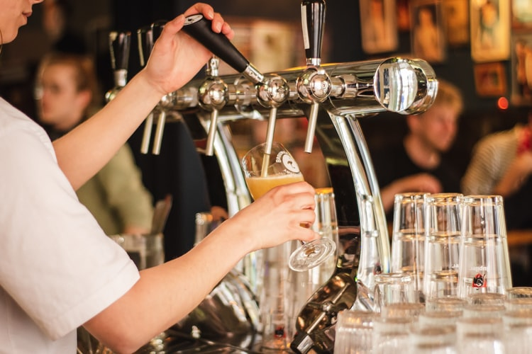 Different Brewpubs around the Country